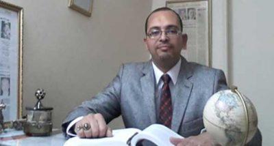 الفلكي المصري أحمد شاهين يعود بتخاريف جديدة كائنات فضائية بوتين واوباما!!
