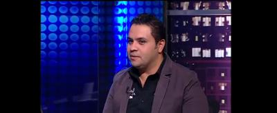 شاهد بالفيديو تقليد إسلام محي للسيسي وعمرو خالد مع يوسف الحسيني!!
