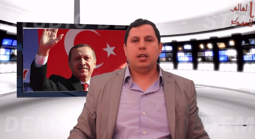 وثائقي صابر مشهور سر نجاح أردوغان في تركيا وفشل الإخوان في مصر!!