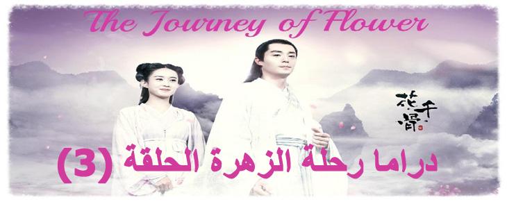 مسلسل The Journey of Flower الحلقة 3 رحلة الزهرة مترجم
