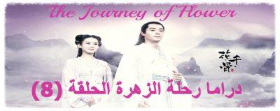 مسلسل The Journey of Flower الحلقة 8 رحلة الزهرة مترجم