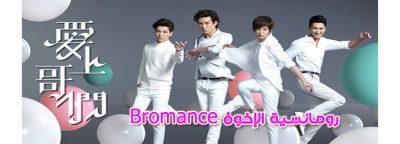 حلقات مسلسل رومانسية الإخوة Bromance Episodes