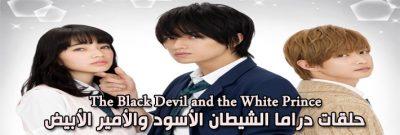 جميع حلقات مسلسل الشيطان الأسود والأمير الأبيض The Black Devil and the White Prince Episodes مترجم