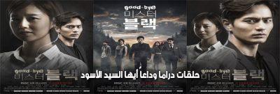 جميع حلقات مسلسل وداعا أيها السيد الأسود Goodbye Mr Black Episodes مترجم