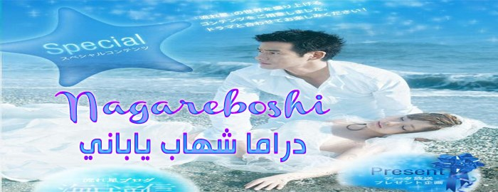حلقات مسلسل شهاب Nagareboshi Episodes مترجم