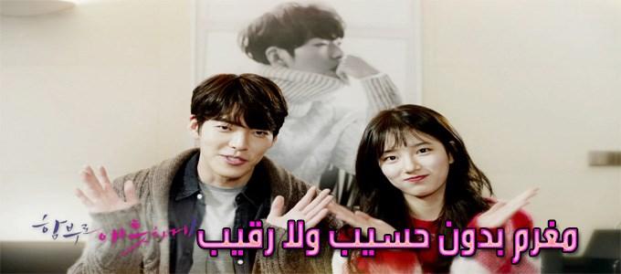 حلقات مسلسل مغرم بدون حسيب ولا رقيب Uncontrollably Fond Episodes